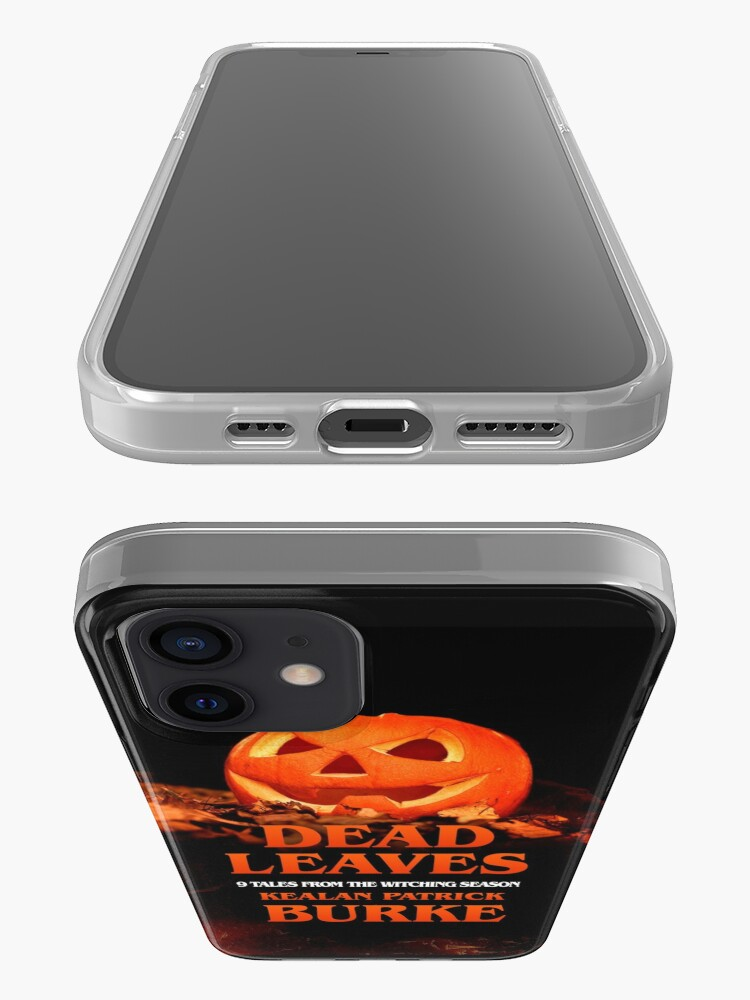 Alternate view of DEAD LEAVES iPhone Case & Cover