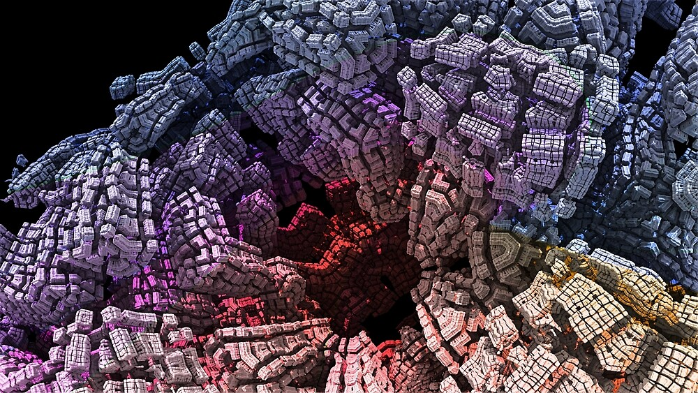 Pulls you in - Abstract Fractal by gr8effect