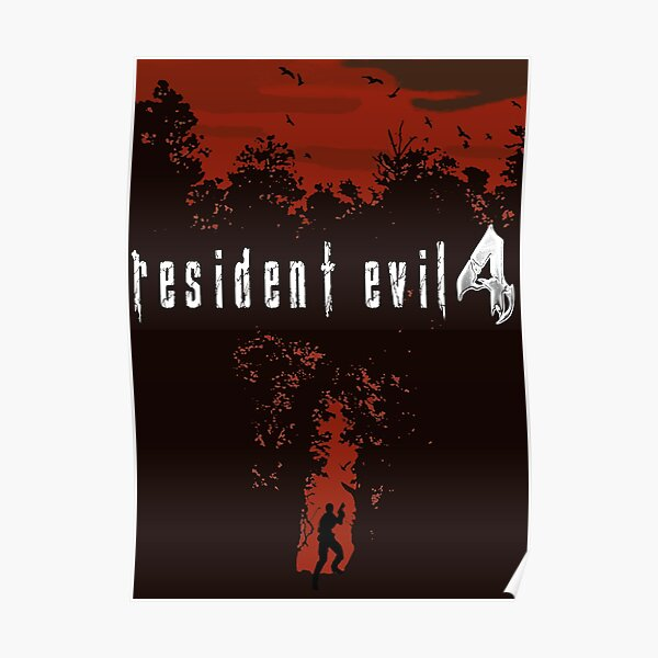 Resident Evil 4 Posters Redbubble