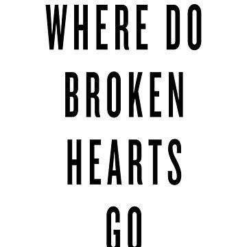 Lyrics - Broken Hearts by 88twigs