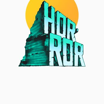 Mount Horror by Horror