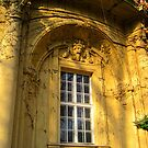 Window of Agricultural Museum_Budapest.Hungary:Europe2011Nov by ambrusz