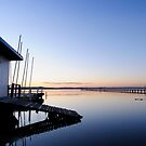 Boat Shed by ozczecho
