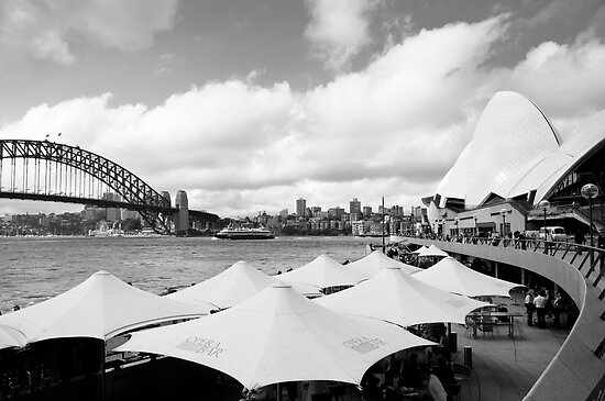 Sydney Icons by temullen