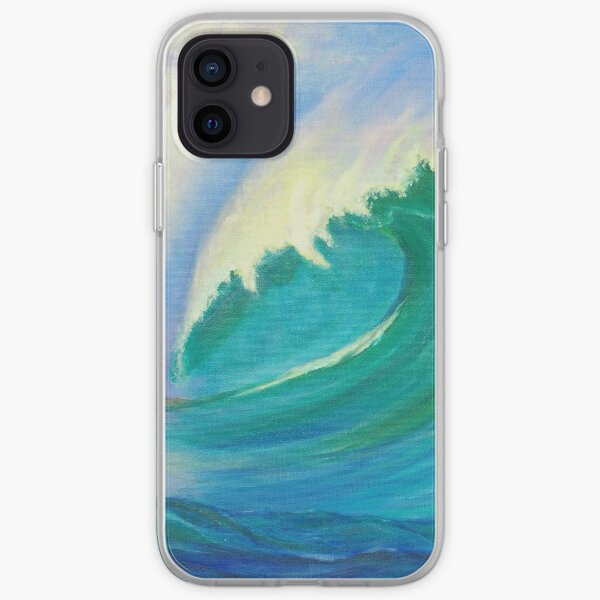 Wave Power iPhone Soft Case