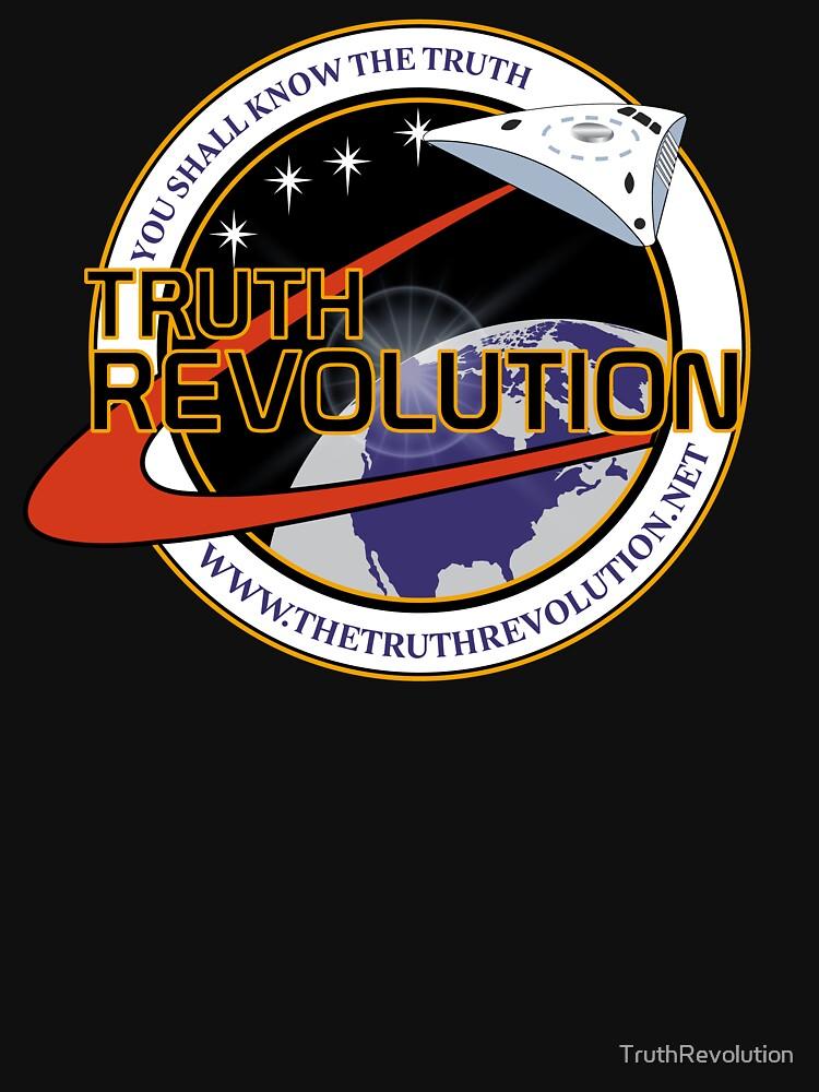 «Truth Revolution Space Mission Logo 3» par TruthRevolution