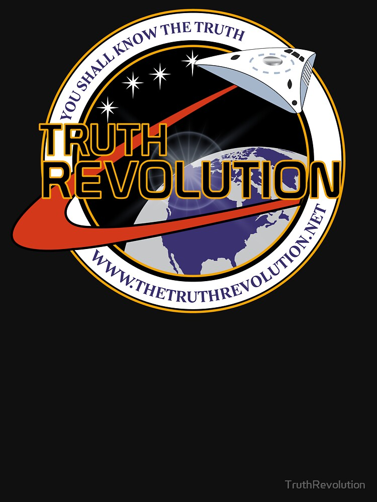 « Truth Revolution Space Mission Logo 3 » par TruthRevolution