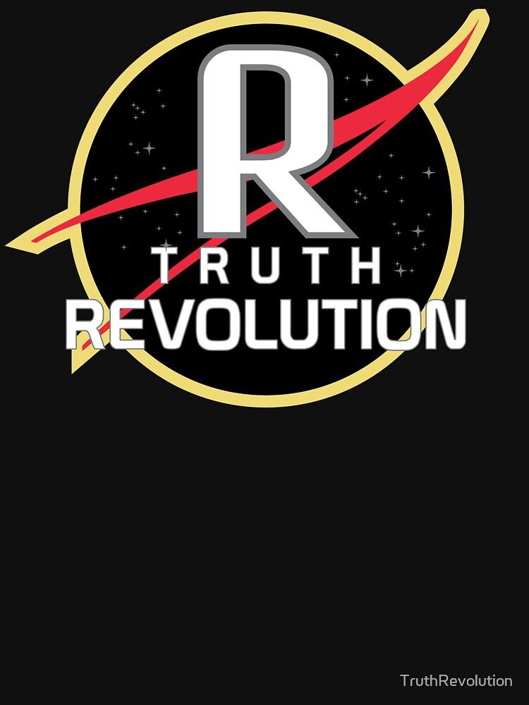 «Truth Revolution Space Agency Logo 2» par TruthRevolution