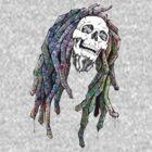 Dead King - Bob Marley by Solublezebra
