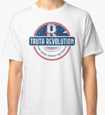 Truth Revolution Main Logo T-shirt classique