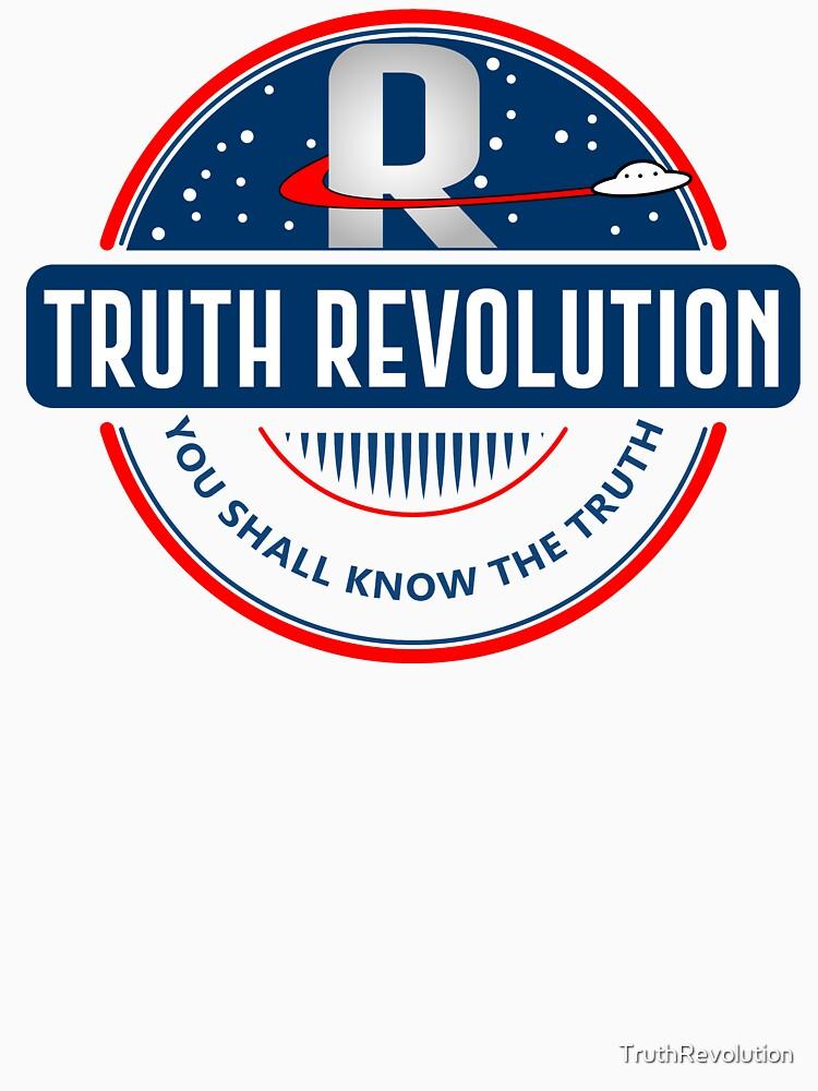 «Truth Revolution Main Logo» par TruthRevolution