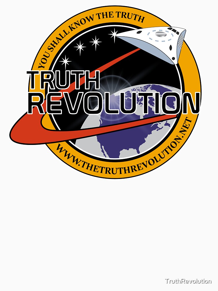 « Truth Revolution Space Mission Logo 2 » par TruthRevolution