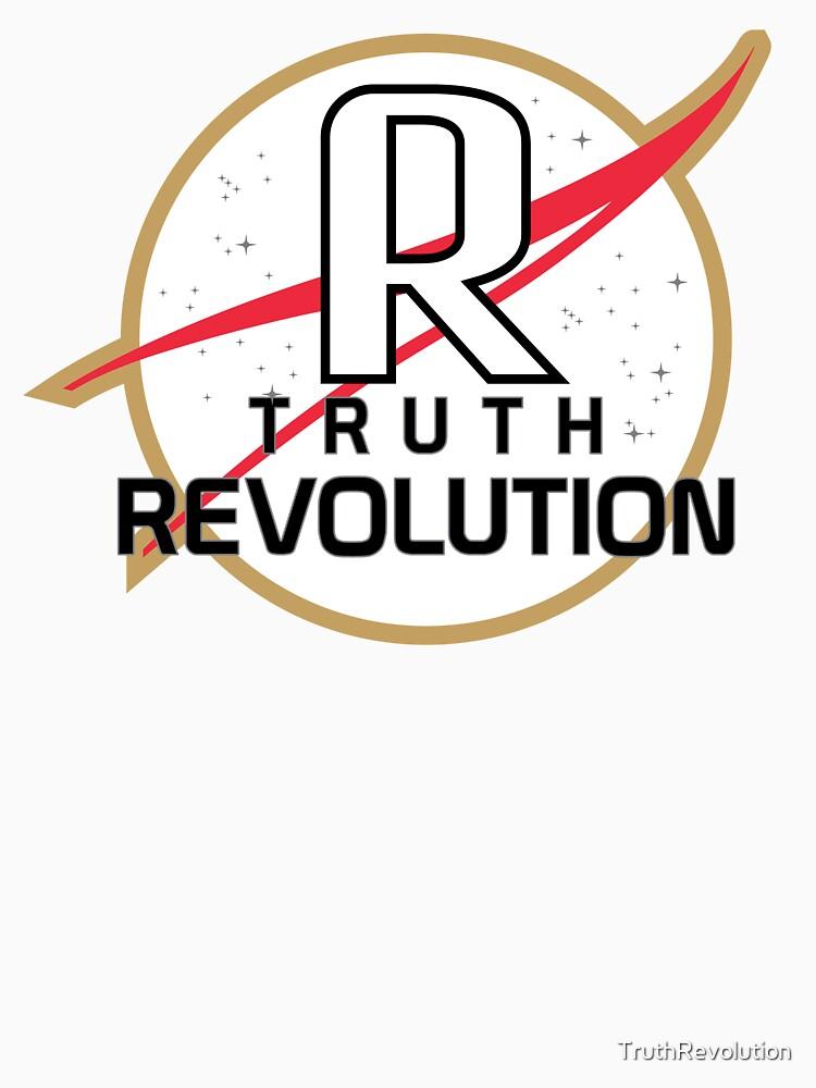 «Truth Revolution Space Agency Logo 1» par TruthRevolution