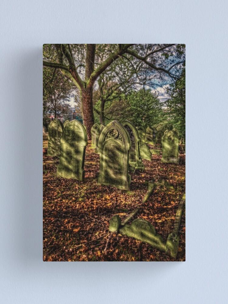 Alternate view of Autumn Light Canvas Print