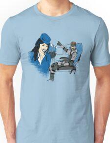 Snake on a plane T-Shirt