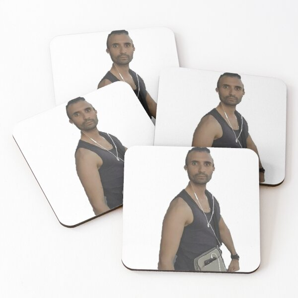 arouf gangsta Coasters (Set of 4)
