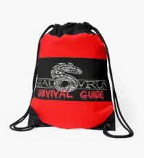 Shadowrun Survival Guide Drawstring Bag