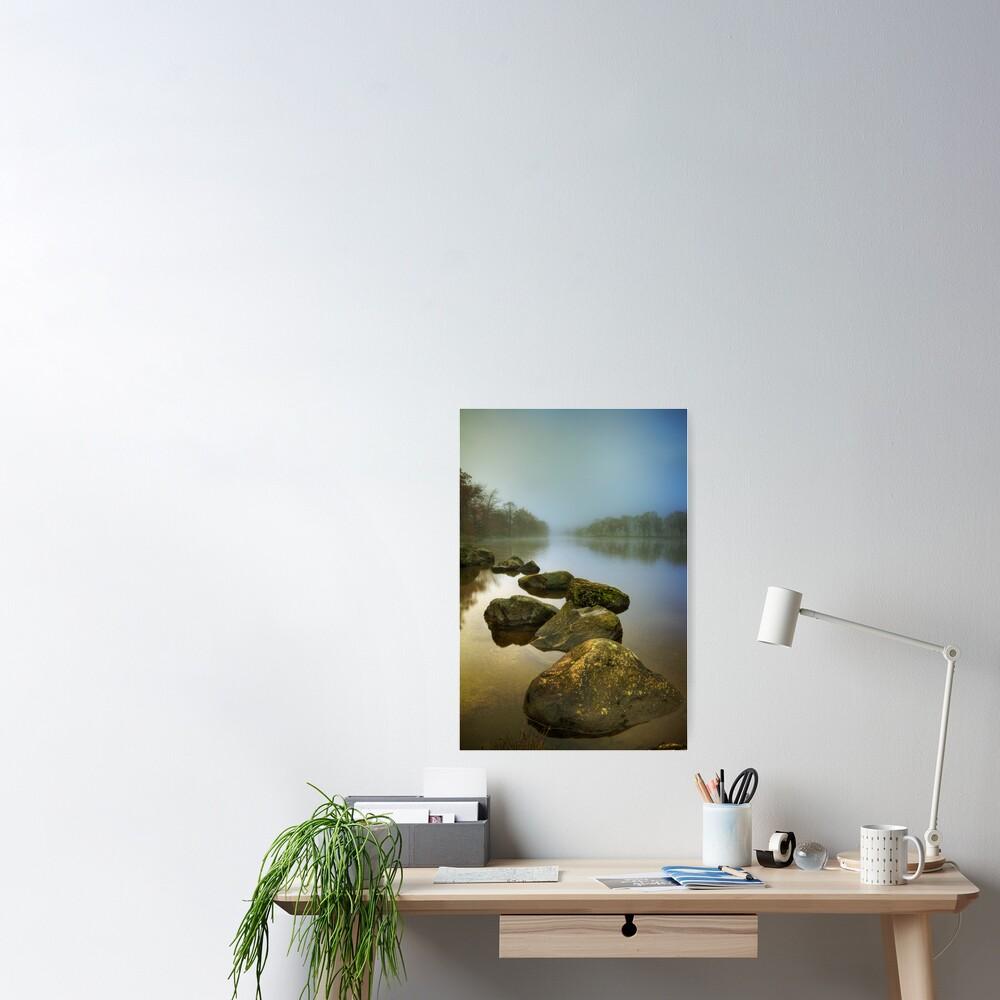 Lubnaig Mist (2) Poster