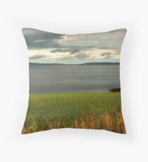 The Pentland Firth Throw Pillow