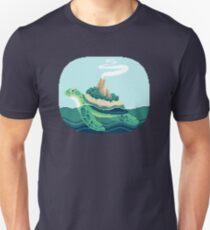 Gentle sea monster (Pixel) T-Shirt