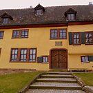 Bachhaus, Eisenach by bubblehex08
