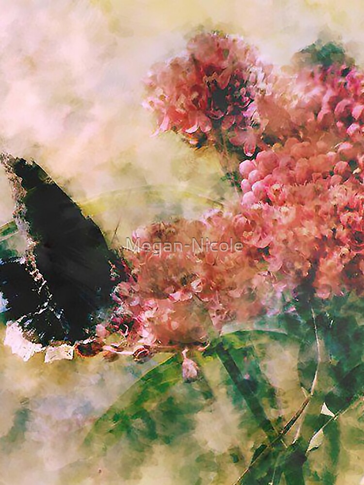The Mourning Butterfly  by Megan-Nicole
