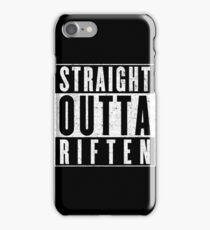 Adventurer with Attitude: Riften iPhone Case/Skin