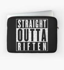 Adventurer with Attitude: Riften Laptop Sleeve