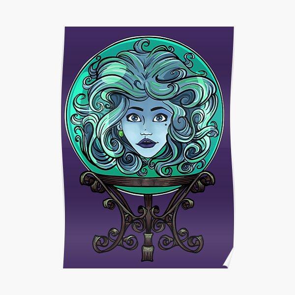 Madame Leota, no background Poster