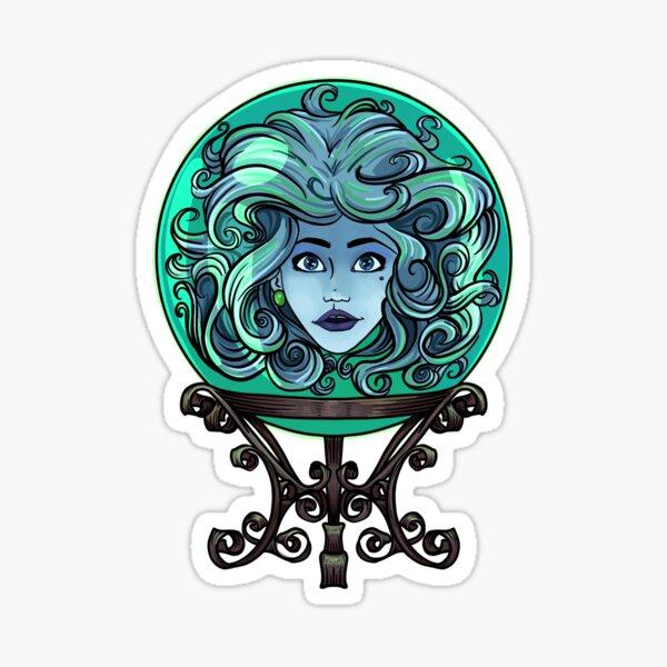 Madame Leota, no background Sticker