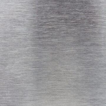 Brushed Aluminum Satin Finish by alexrvan