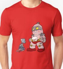 Gee Kraang what are gonna do tonight? Unisex T-Shirt
