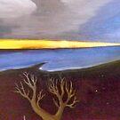 Dark Landscape by Garrett Nichols