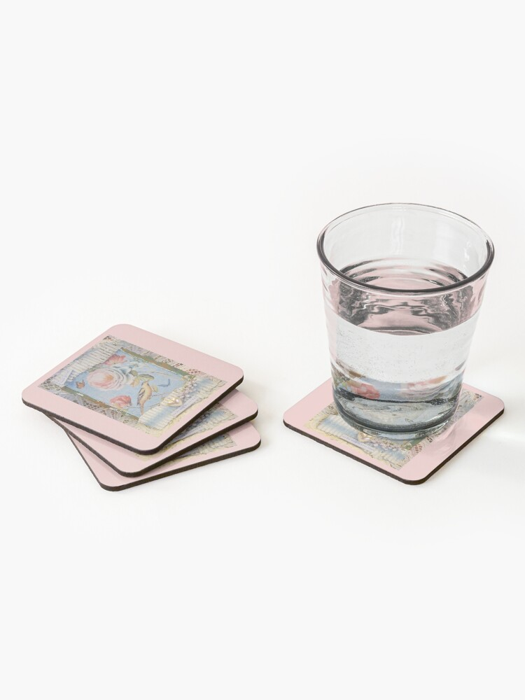 Alternate view of The Song in Your Heart Coasters (Set of 4)