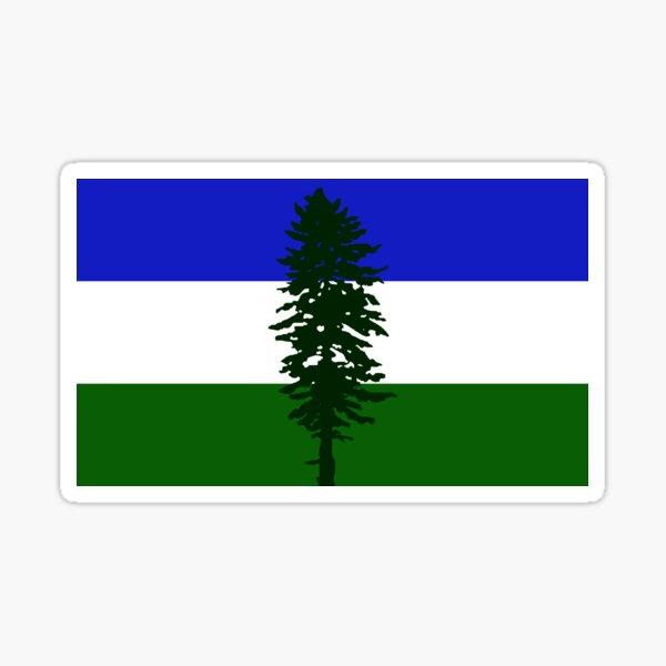 Flag of Cascadia  Sticker