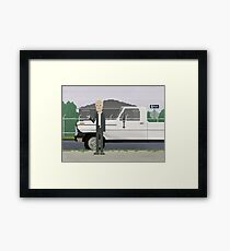 Gran Torino Framed Print