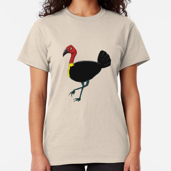 Australian Bush Turkey Classic T-Shirt
