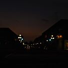""""""" When the lights go down in the city """" by CanyonWind"""