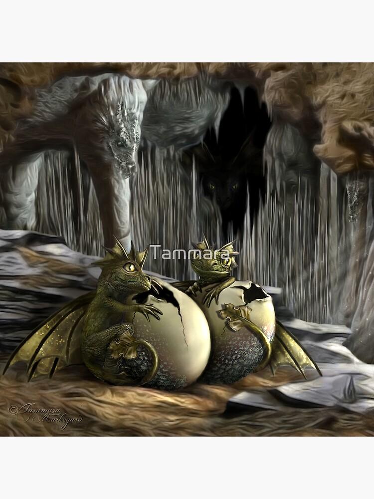 Dragon Hatchlings by Tammara