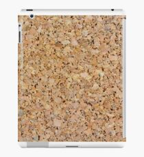 Cork Board iPad Case/Skin