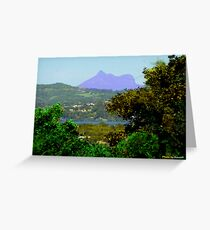 BEYOND MURWILLUMBAH Greeting Card