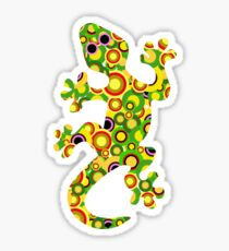 Little Lizard - Animal Art Sticker