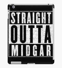 Midgar Represent! iPad Case/Skin