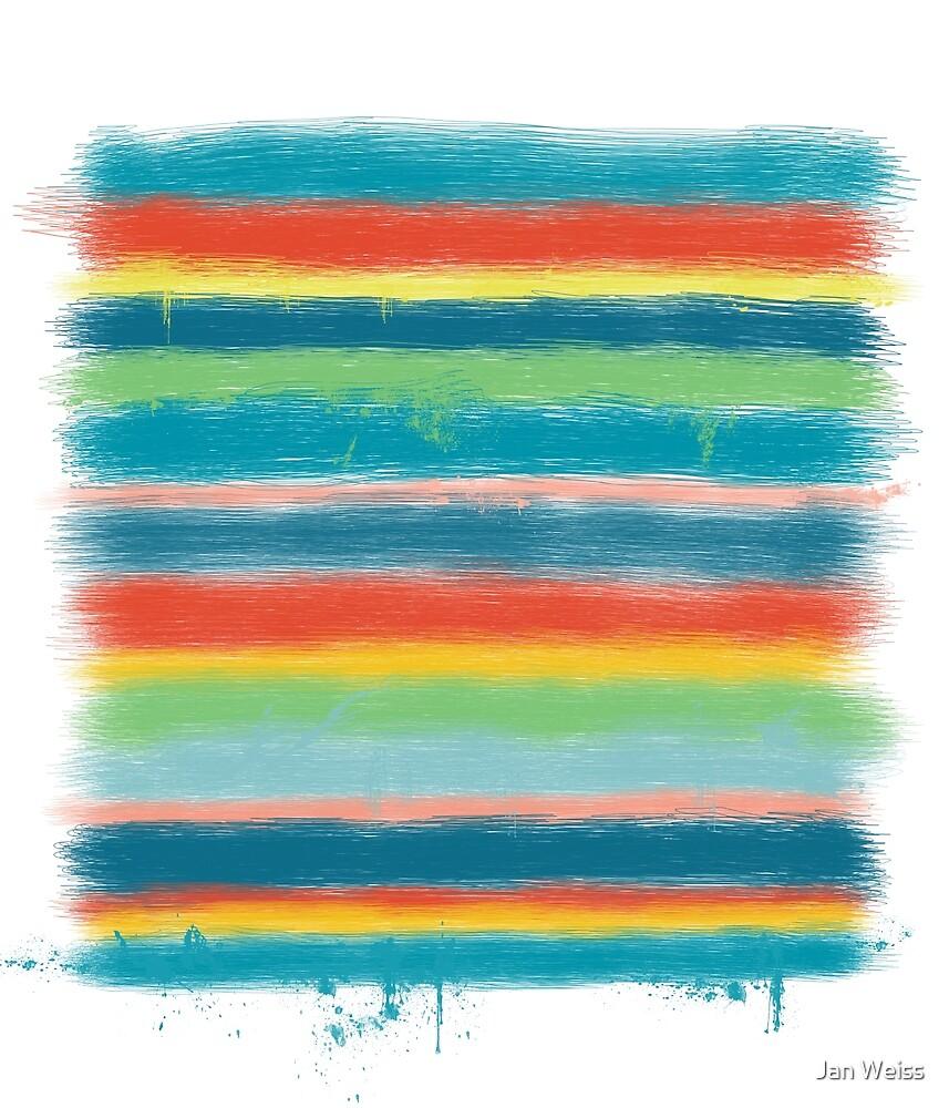 Stripes by Jan Weiss
