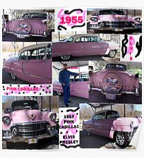 1955, Pink Cadillac, and Elvis Poster