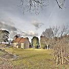 Church of St.Agatha, Coates, West Sussex by dgbimages