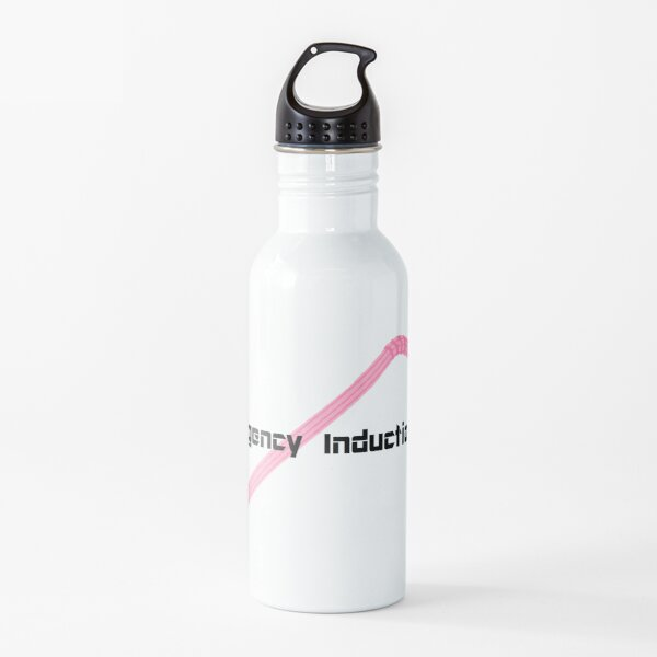 Emergency Induction Port Water Bottle