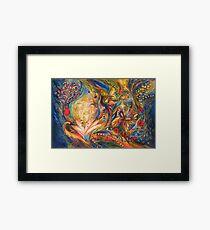The Spirit of Jerusalem Framed Print