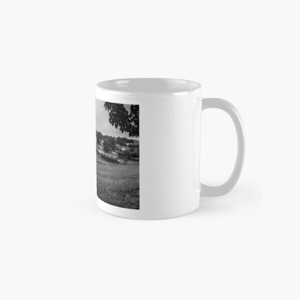 It happened over there. Classic Mug