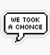 NIALL :: CHONCE Sticker